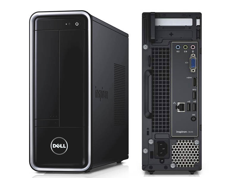 Dell Inspiron Small Desktop 3000 Series Model 3647 Computer